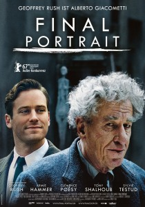 Final Portrait, Stanley Tucci