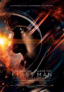 First Man, Damien Chazelle