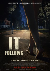 It Follows, David Robert Mitchell