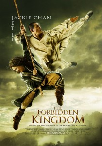 The Forbidden Kingdom, Rob Minkoff