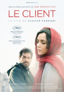 The Salesman, Asghar Farhadi