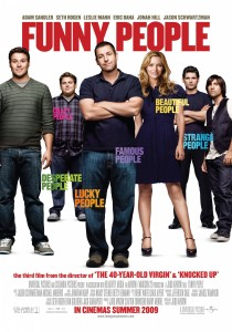 Funny People, Judd Apatow
