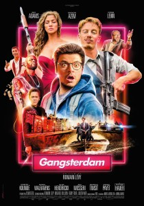 Gangsterdam, Romain Lévy