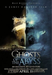 Ghosts of the Abyss, James Cameron