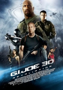 G.I. Joe: Retaliation, Jon M. Chu