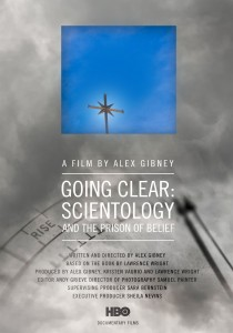 Going Clear: Scientology and the Prison of Belief, Alex Gibney
