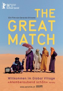 The Great Match, Gerardo Olivares