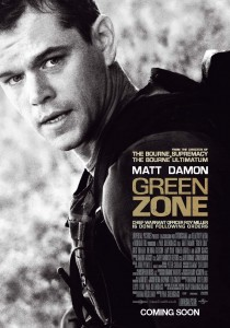 Green Zone, Paul Greengrass