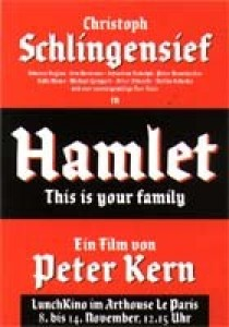 Hamlet - This is your family, Peter Kern