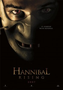 Hannibal Rising, Peter Webber