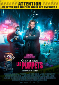 The Happy Time Murders, Brian Henson