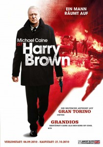 Harry Brown, Daniel Barber