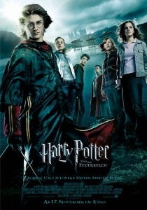 Harry Potter 4: The Goblet of Fire, Mike Newell
