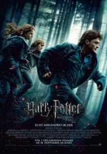 Harry Potter and the Deathly Hallows: Part I, David Yates