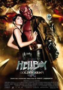 Hellboy - The Golden Army, Guillermo del Toro