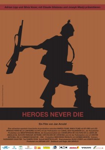 Heroes never die, Jan Arnold