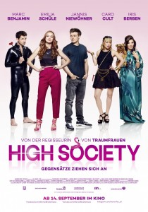 High Society, Anika Decker