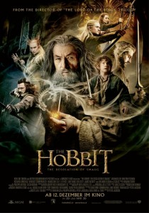 The Hobbit: The Desolation of Smaug, Peter Jackson