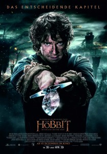 The Hobbit: The Battle of the Five Armies, Peter Jackson