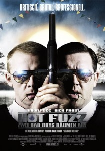 Hot Fuzz: Zwei Bad Boys räumen auf, Edgar Wright