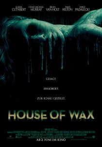 House of Wax, Jaume Serra