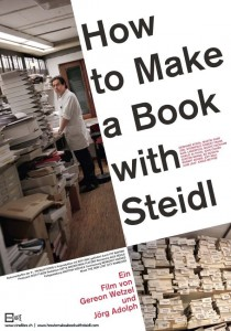 How to make a Book with Steidl, Jörg Adolph Gereon Wetzel