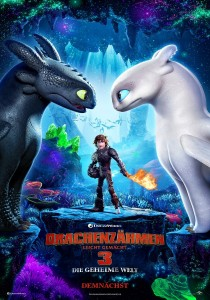 How to Train Your Dragon: The hidden World, Dean DeBlois