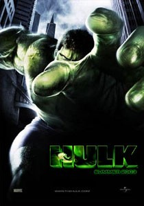 The Hulk, Ang Lee