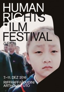 Human Rights Film Festival 2016, Sascha Lara Bleuler