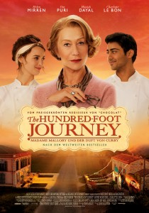 The Hundred-Foot Journey, Lasse Hallström