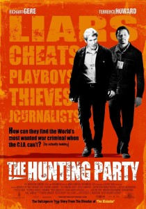 The Hunting Party, Richard Shepard