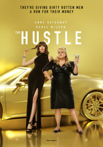 The Hustle, Chris Addison