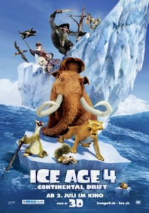 Ice Age 4, Steve Martino Mike Thurmeier