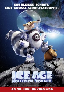 Ice Age 5: Collision Course, Mike Thurmeier