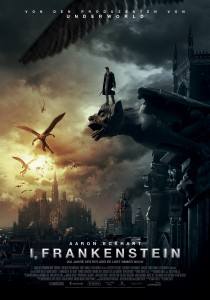 I, Frankenstein, Stuart Beattie