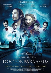 The Imaginarium of Doctor Parnassus, Terry Gilliam
