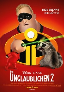 The Incredibles 2, Brad Bird