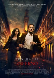 Inferno, Ron Howard