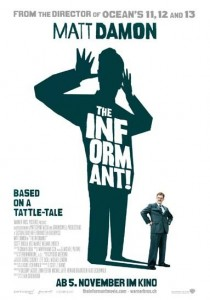 The Informant!, Steven Soderbergh
