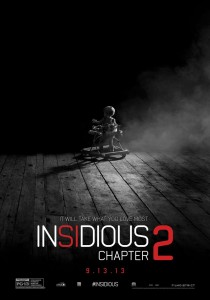 Insidious: Chapter 2, James Wan