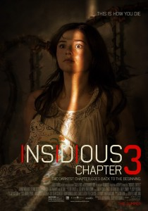 Insidious: Chapter 3, Leigh Whannell
