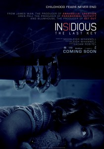 Insidious: The Last Key, Adam Robitel