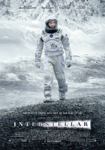 Interstellar, Christopher Nolan