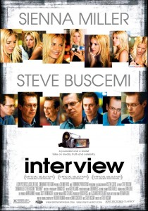 Interview, Steve Buscemi