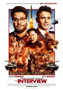 The Interview, Evan Goldberg Seth Rogen