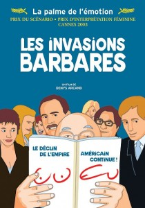 Les invasions barbares, Denys Arcand