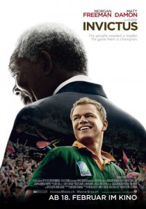 Invictus, Clint Eastwood