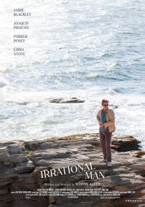 Irrational Man, Woody Allen