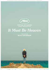 It Must Be Heaven, Elia Suleiman