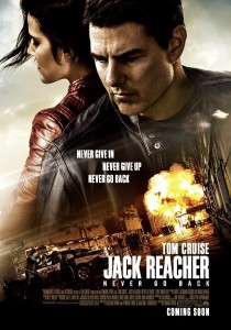 Jack Reacher: Never Go Back, Edward Zwick